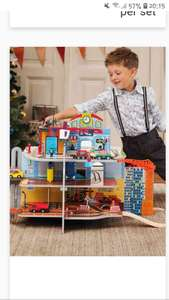 Playtive Junior XXL Train Station Play Set instore lidl £39.99