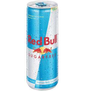 RedBull Sugar Free 250ml 29p each or 4x £1 @ Approved Food (£5.99 delivery)