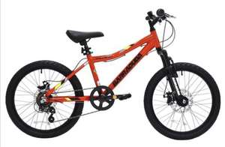 "Barracuda 20"" kids mountain bike £115 at GoOutdoors"