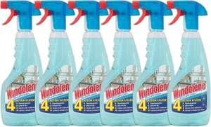 Windolene Window Cleaner Spray 500ml, pack OF 6 for £5.70 with s&s / £6 without @ Amazon Prime / +£4.49 non Prime