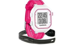Garmin Forerunner 25 with Basic Heart Rate Monitor Strap With Free Delivery £27.99 @ Groupon