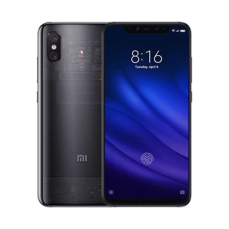 SIM Free Xiaomi Mi 8 Pro Mobile Phone - Black £399.95 @ Argos