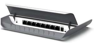 NETGEAR 8-Port Gigabit Ethernet Unmanaged Switch, with Integrated Cable Management (Hidden cable)- £15.48 (prime)/£19.97(non prime)@ Amazon