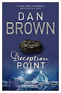 Deception Point By Dan Brown - Kindle Edition - now 99p @ Amazon