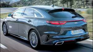 Kia Proceed 1.4T GT-Line GDi ISG 24 Month Lease £5819.65 @ Carwow