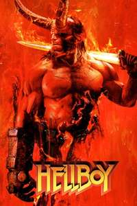 Hellboy (2019) 4K Dolby Vision £5.99 @ iTunes