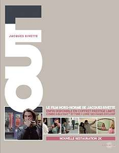 OUT-1 By Jacques Rivette DELUXE PRESTIGE LIMITED EDITION 2K Restoration Blu-Rays & DVD Boxsets Inc Books £33.81 Delivered @ Amazon France