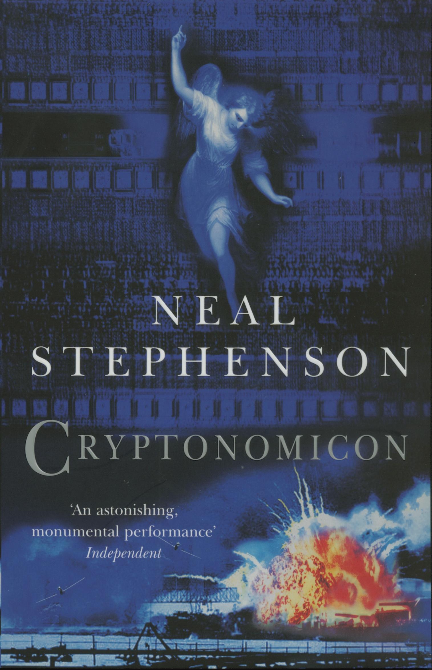 Neal Stephenson - Cryptonomicon (Kindle Edition) - 99p @ Amazon UK
