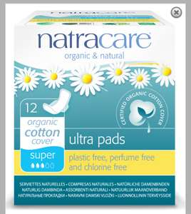 Biodegradable Pads 12 x 12 Delivered at Natural Collection for £23.99
