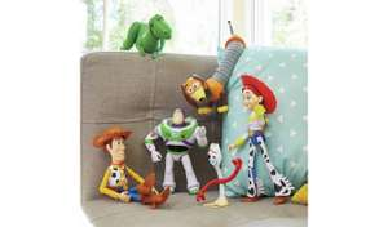 Disney Pixar Toy Story 4 RV Friends 6 Pack Figures @ Argos £45