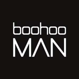 Boohooman 30% off and £1 next day delivery