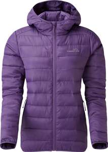 'freedomtrail' ladies baffle jacket at Go Outdoors for £11.97 (free R&C)