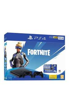Fortnite Neo Versa 500GB PS4 Bundle With Second DUALSHOCK 4 Controller £209.99 @ Very