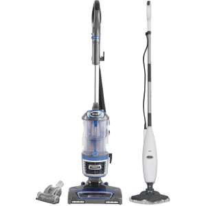 Shark NV601S3255UK Upright Vacuum Cleaner & Steam Mop Bundle with Free Accessories ay ao.com £179.10
