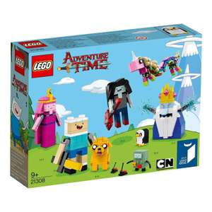 Lego Adventure Time Lego Adventure Time 21308 £23.20 + £4.99 delivery at House of Fraser