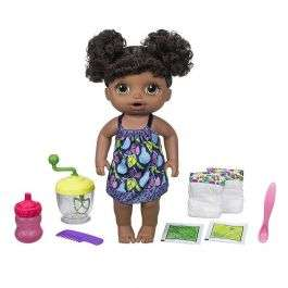 Baby Alive Sweet Spoonfuls Baby Black Hair £14.99 Free Delivery at bargainmax.co.uk