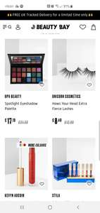 30% off party essentials and skincare @ Beauty Bay