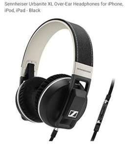 Sennheiser Urbanite XL Over-Ear Headphones for iPhone, iPod, iPad - Black  only £51.12 Delivered @ Amazon