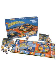 Jelly Belly Beanboozled Minion Mania Board Game, 212g at John Lewis & Partners for £17.50 (£2 C&C)