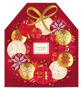Yankee Candle Giftset Advent £18.74 @ Boots Shop