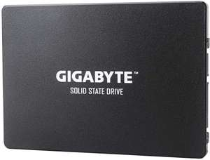 Gigabyte SSD 480GB 2.5 Inch 480GB SATA III Solid State Drive £39.99 Delivered @ Amazon UK
