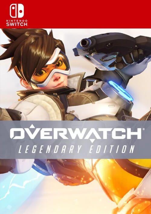 Overwatch Legendary Edition Switch £17.99 @ CdKeys