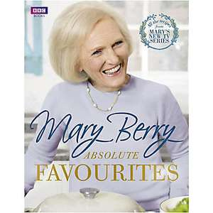 Mary Berrys Absolute Favourites £7.49 @ Lakeland