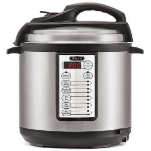 Bella Electric 6L Pressure Cooker £29.95 with code @ Robert Dyas
