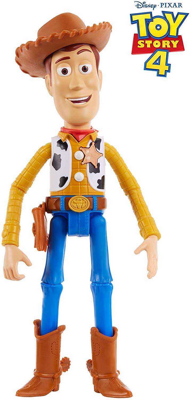 Disney Pixar Toy Story 4 True Talkers Figures from £10.99 (+£4.49 Non Prime) @ Amazon