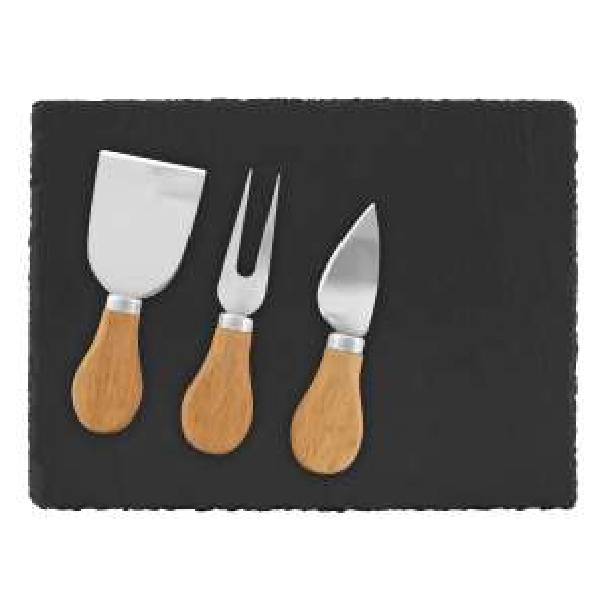 Robert Dyas - Slate Cheese Serving Platter Set - £7.19 w/c - Free C&C