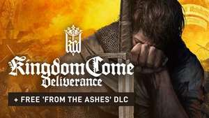 Kingdom Come Deliverance + Free From The Ashes DLC (Fanatical, Windows) £12.39 @ Fanatical