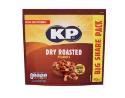 KP dry nuts roasted/salted £2.50 at Asda