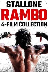 Rambo Collection (3 in 4K & 1 in HD) £7.64 @ iTunes US