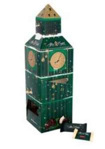 After Eight Big Ben Advent Calendar 185G £10 at Tesco