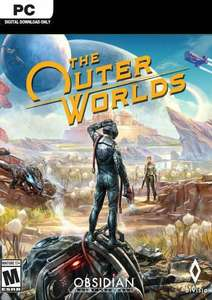 The Outer Worlds (PC) game £36.99 @ CDKeys