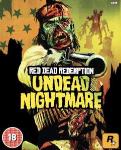Red Dead Redemption Undead Nightmare (Xbox 360/Xbox one) £2.70 @ Microsoft store