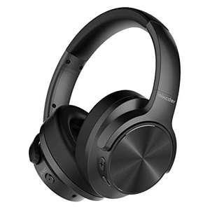 Mixcder E9 LIGHTNING DEAL Wireless Active Noise Cancelling Headphones £46.74 Sold by Mixcder Direct and Fulfilled by Amazon