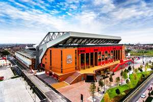 Buyagift - Liverpool FC Stadium Tour with Museum Entry £5 with voucher code