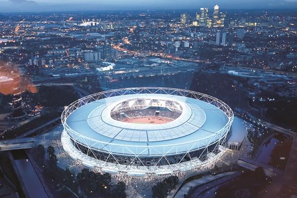 London Stadium Tour for One £2 @ Buyagift