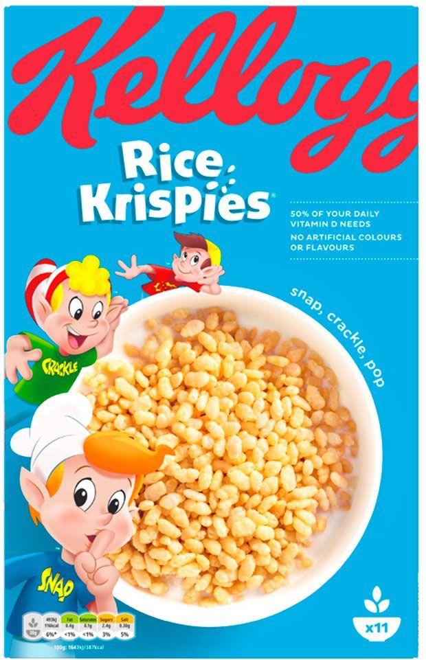 Kellogg's Rice Krispies 340g - £1 @ B&M