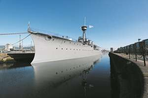 HMS Caroline Experience for Two Adults in Belfast £4 at BuyAGift