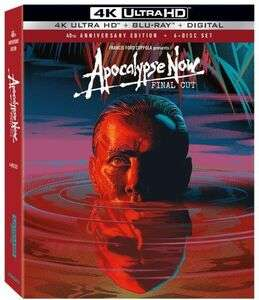 Apocalypse Now: Final Cut Box Set 4K (40th Anniversary Edition) £23.08 at Wow HD