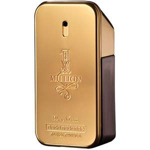 Paco Rabanne 1 Million Eau De Toilette Spray 50ml £32.26  Delivered @ Parfum Dreams