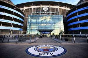 Tour of Manchester City Stadium for One Adult and One Child £15 @ Buyagift