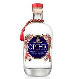 Opihr Oriental Spiced London Dry Gin 70cl £18 (+£4.49 Non Prime) at Amazon