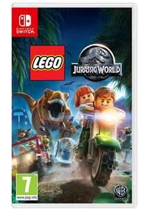 Lego Jurassic World (Nintendo Switch) Game now £19.99 Delivered @ Base.com