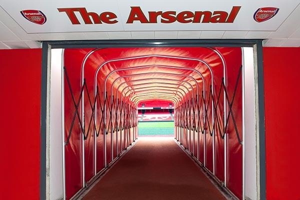 Child Tour of Emirates Stadium, London - £1pp (+£1.99 P&P) via BuyaGift