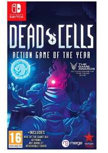 Dead Cells - Action Game of the Year (Nintendo Switch) £20.85 @ Base
