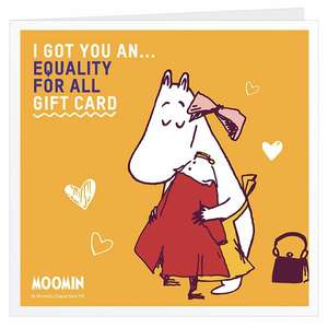 Oxfam Moomins collection 20-50% off