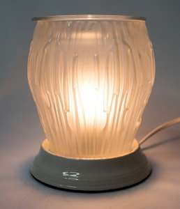 Frosted Moonlight Electric Burner - £12.99 @ Collectables isntore